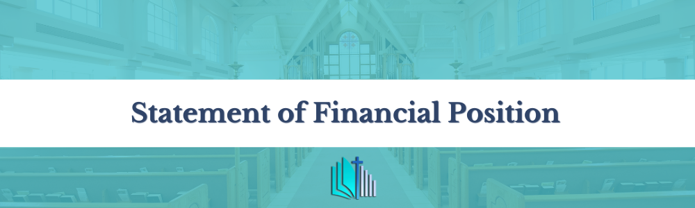 Statement of financial position-1